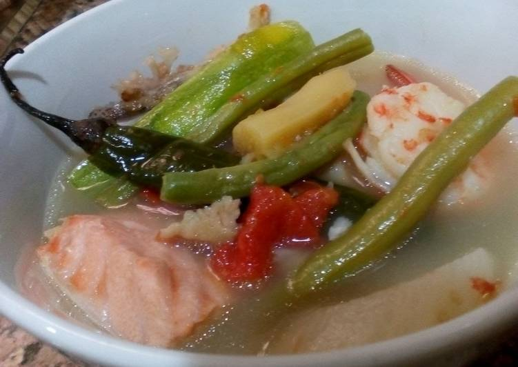 Seafoods soup(sinigang), Apples Can Have Huge Advantages For Your Health
