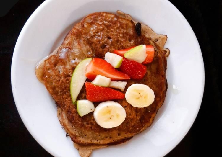 Recette Appétissante Pancake sans gluten