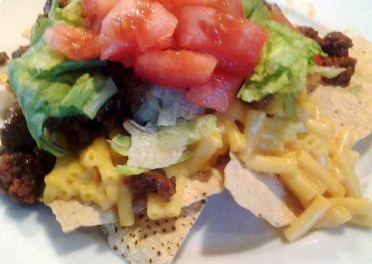 No ordinary taco salad