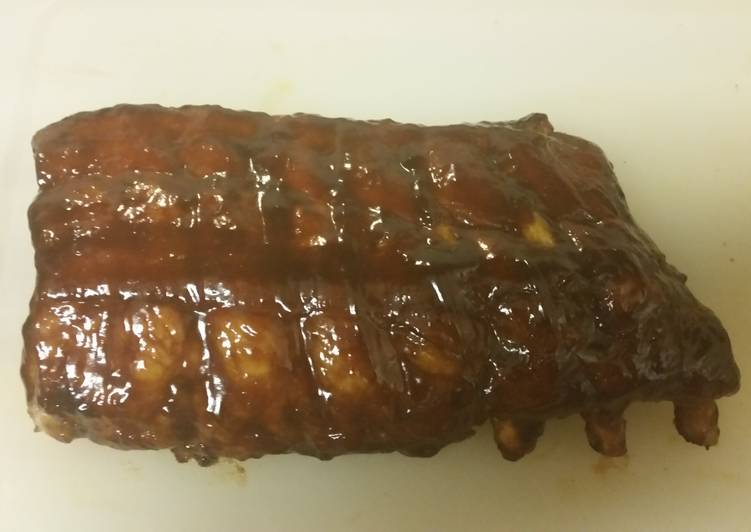 """""""Winter is Coming"""" Ribs"""