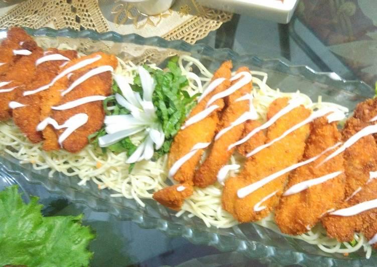Simple Way to Make Any-night-of-the-week Chicken strips #5wrekschallenge