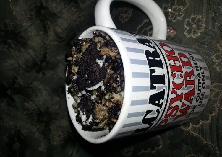 oreo oatmeal