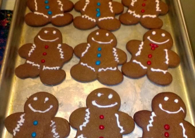 Recipe: Perfect Gingerbread cookies