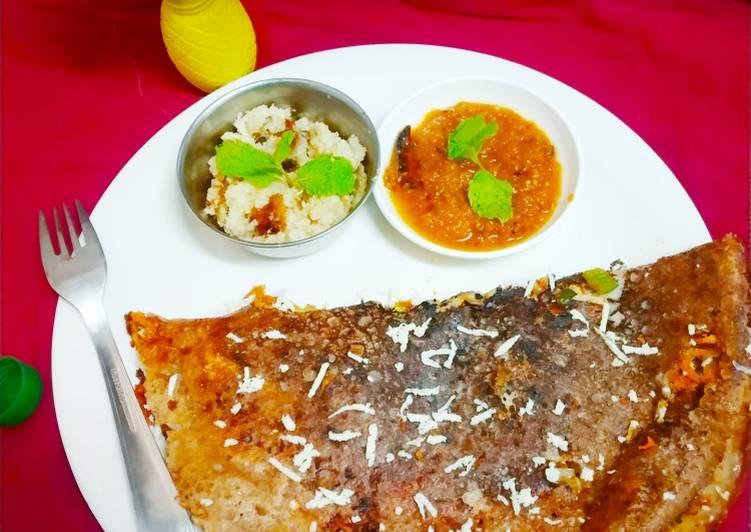 Mysore masala paneer dosa