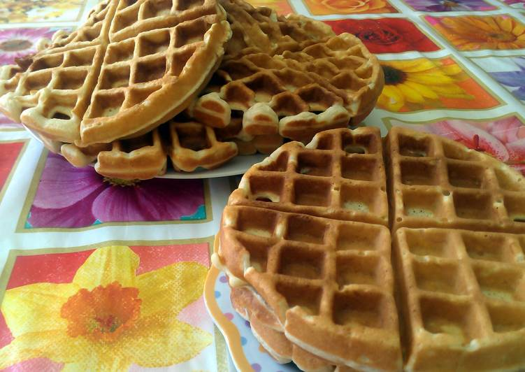 The BEST Waffles!
