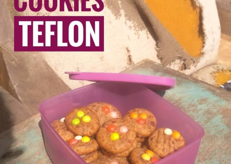 22. Milo cookies teflon *eggless
