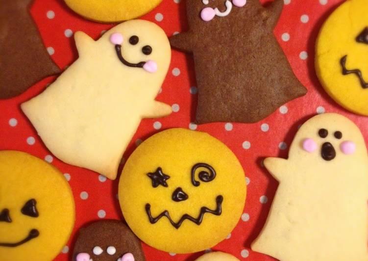 Recipe: Perfect Halloween Icing Cookies