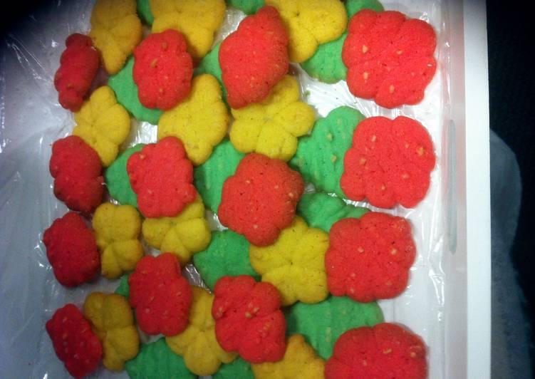 Sharon Press Cookies (cookie press)