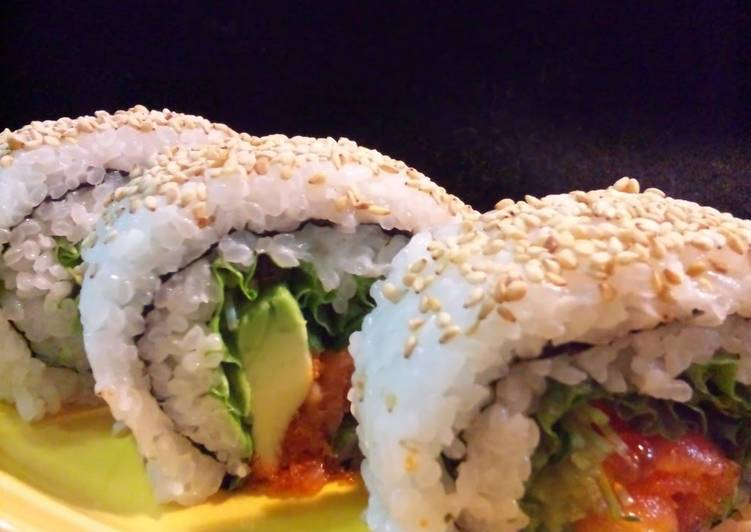 Consuming 14 Superfoods Is A Great Way To Go Green For Better Health California Roll