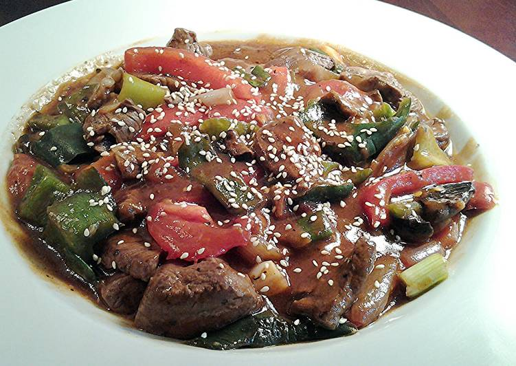 Absolutely Ultimate Dinner Ideas Quick Oriental Pepper Steak