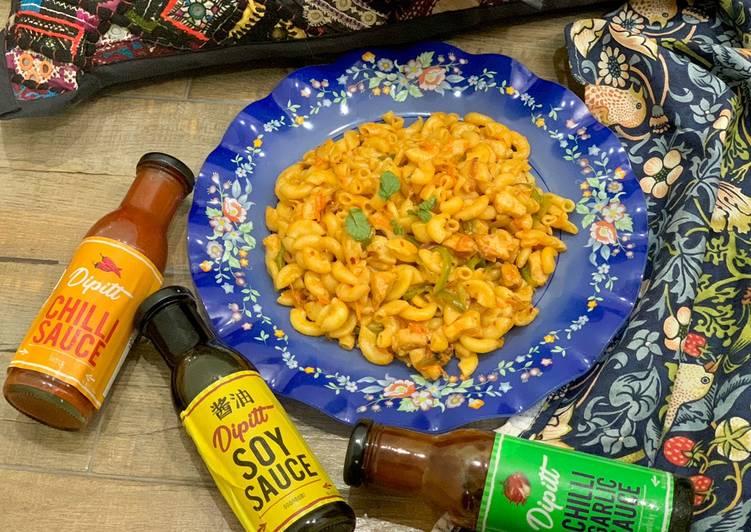 Chilli Chicken Pasta