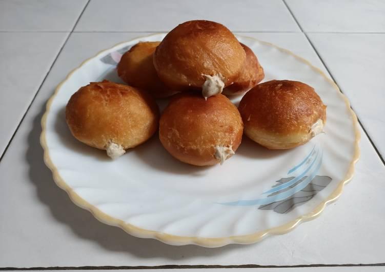 Donut Bomboloni