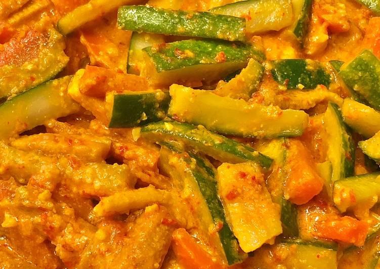 Acar Kuning - cookandrecipe.com
