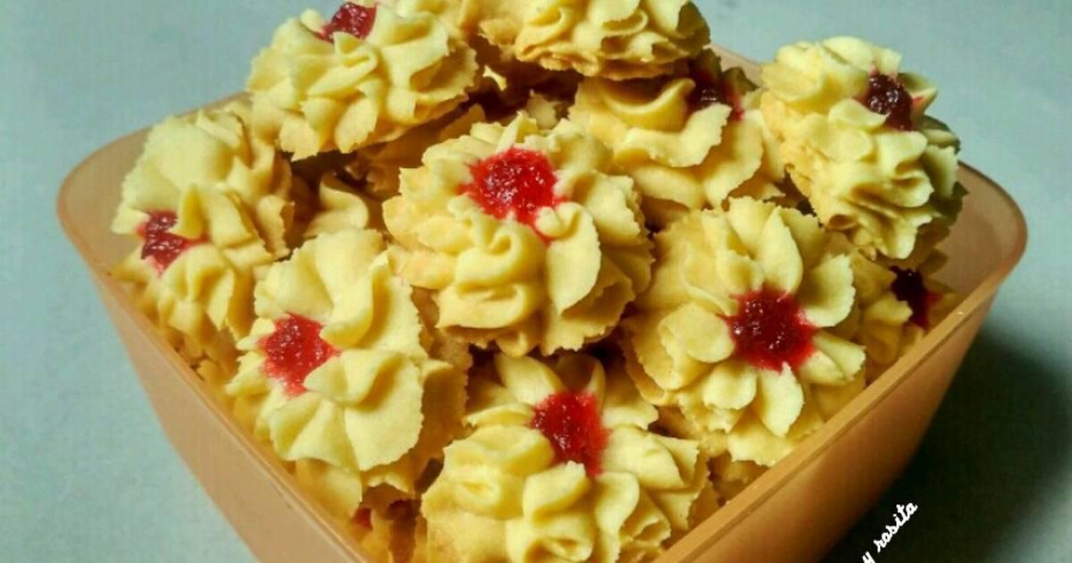 157 Resep Kue Semprit Jadul Sederhana Enak Dan Sederhana Ala Rumahan Cookpad