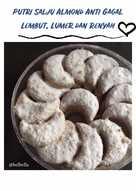 1879 Resep Putri Salju Lembut Enak Dan Sederhana Cookpad