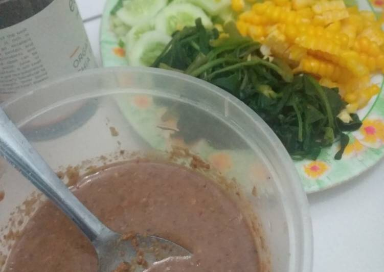Salad jawa be like