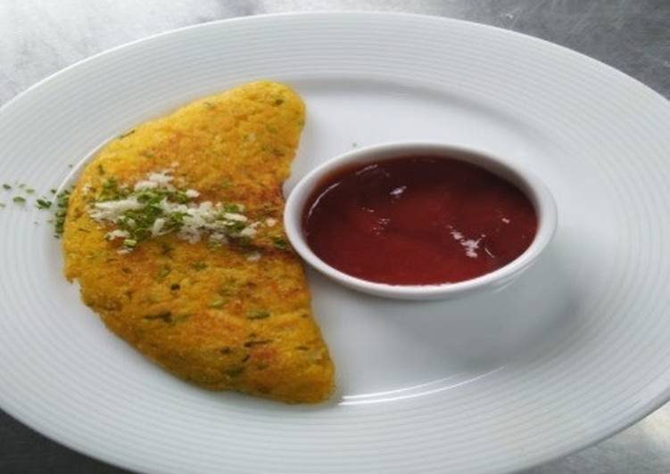 Eggless Omlette (Mock Omlette), Helping Your To Be Healthy And Strong with The Right Foods