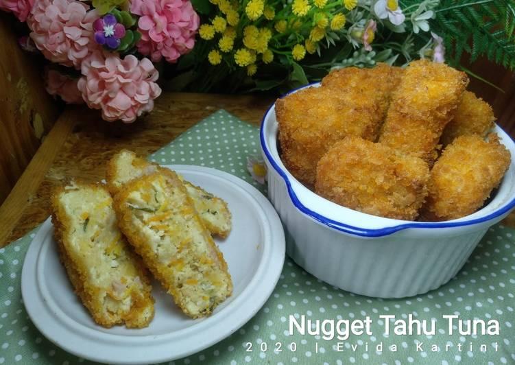 Nugget Tahu Tuna