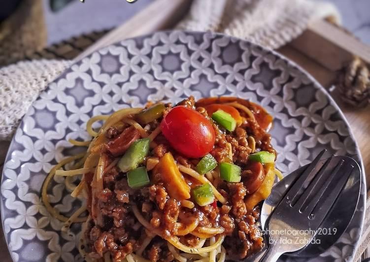 Spaghetti Kari - velavinkabakery.com