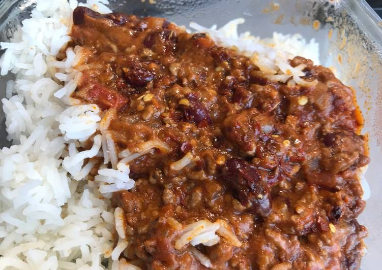 Chilli con carne, On This Page We're Going To Be Looking At The Many Benefits Of Coconut Oil
