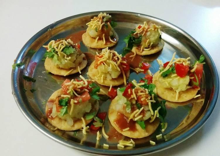 Recipe of Award-winning Papdi Chaat