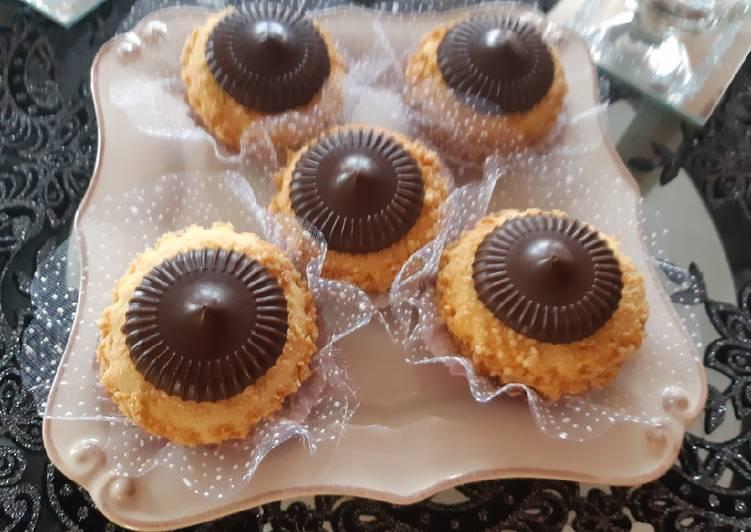 Sablés au chocolat koubaha