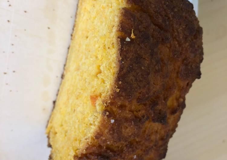 Cake carottes amandes