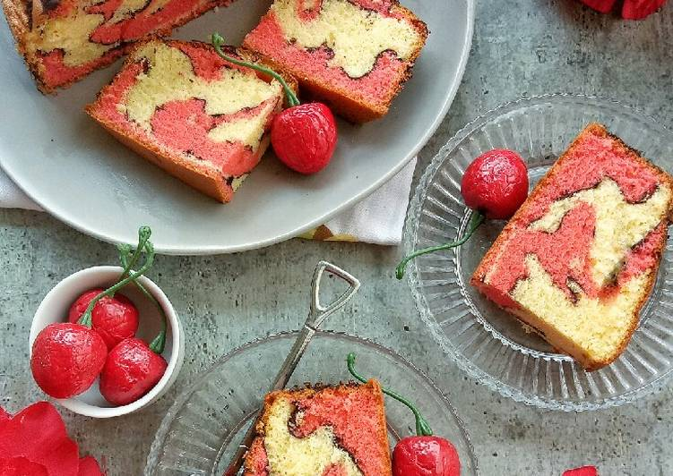 Topo Map Cake