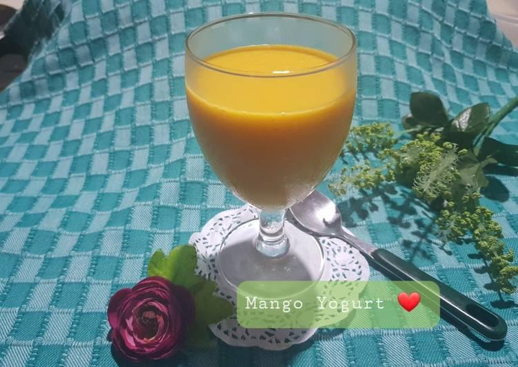 Mango Yogurt ❤
