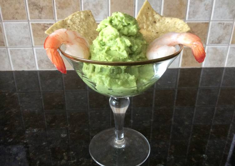 Easiest Way to Make Perfect Shrimp and Avocado Dip Cocktail