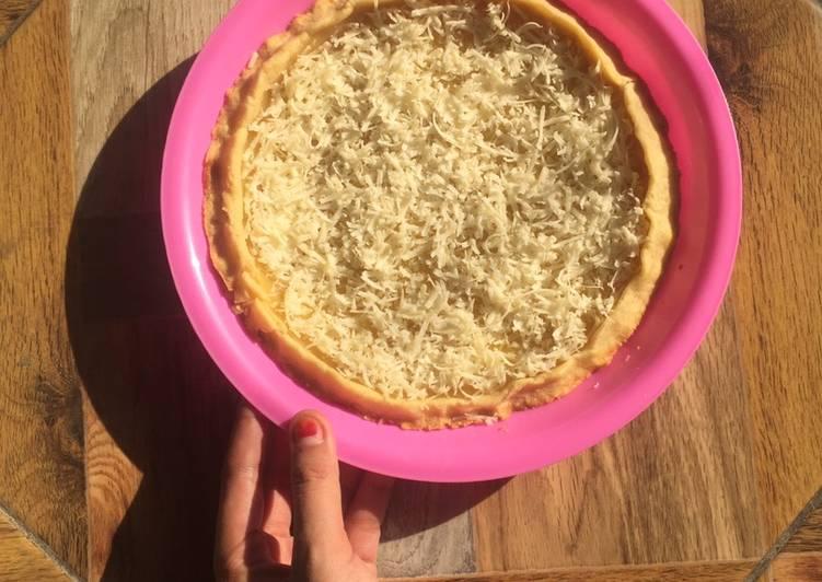 Pie Susu teflon (lagi)