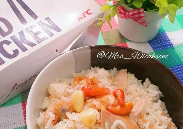 Nasi Ayam KfC