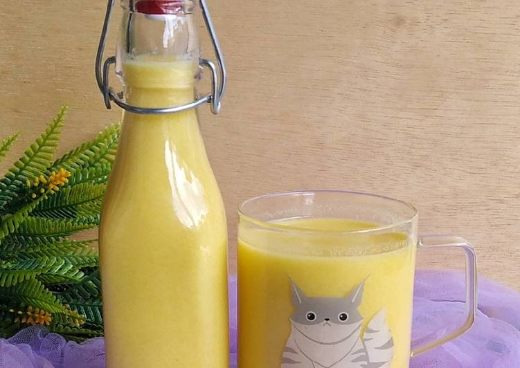 12. Corn Milk Creamy