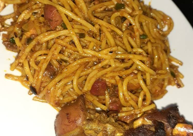 How to Cook Yummy Belles Smoky Stirfry spag