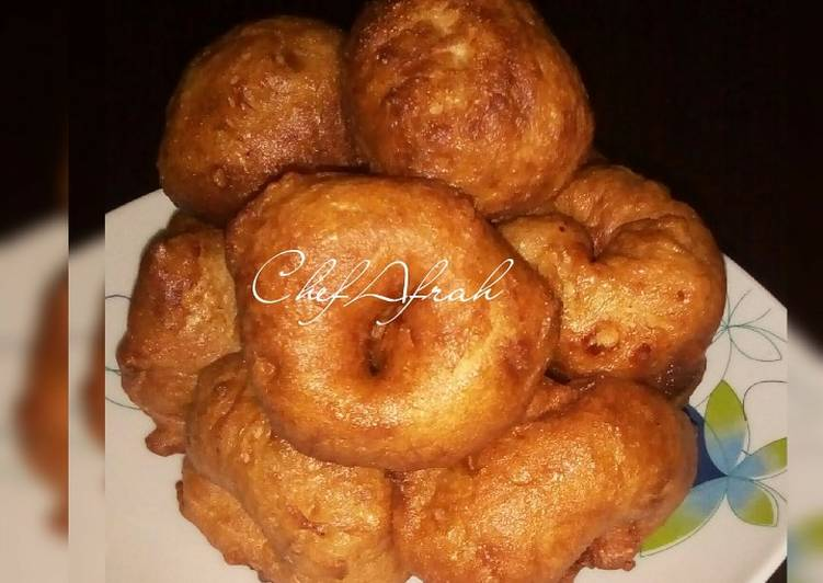 How to Make Tasty Puff puff