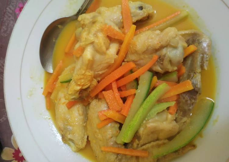 Ayam acar kuning - cookandrecipe.com