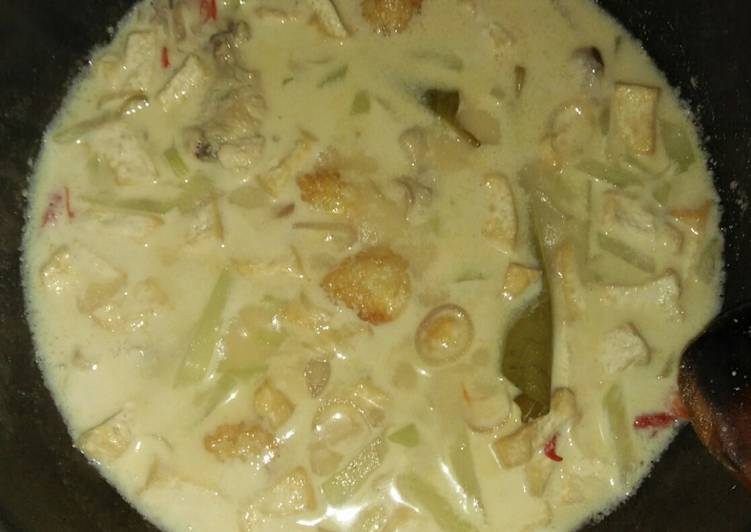 Resep Sayur Labu Siyam Gondes Oleh Herning Cookpad