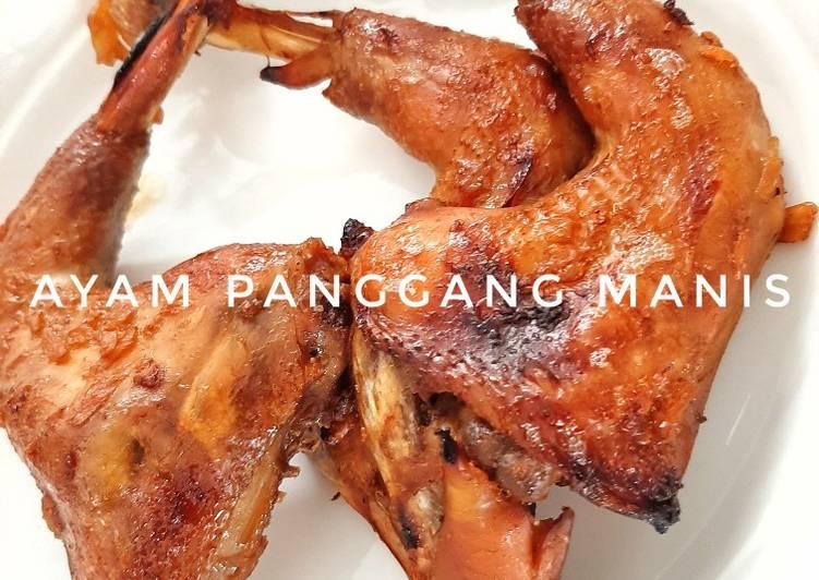 Ayam Panggang Manis