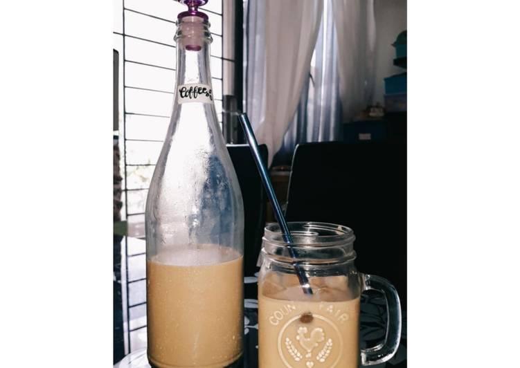 Kopi Susu 1 liter