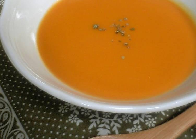 Ultra-Easy Tomato Potage Soup