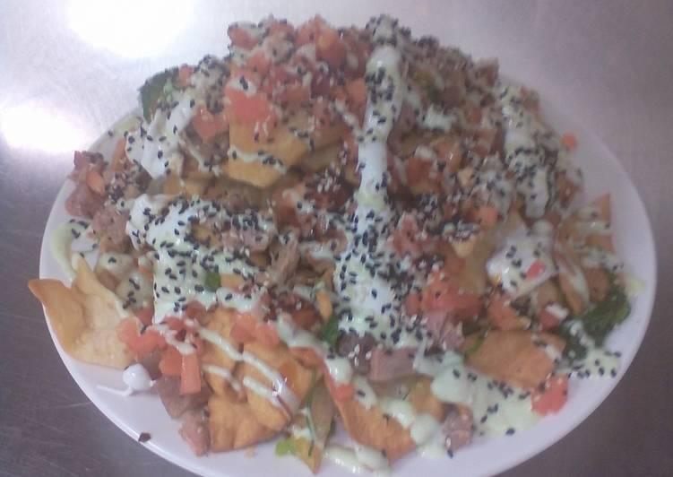 Recipe: Delicious Cucumber Wasabi Dressing