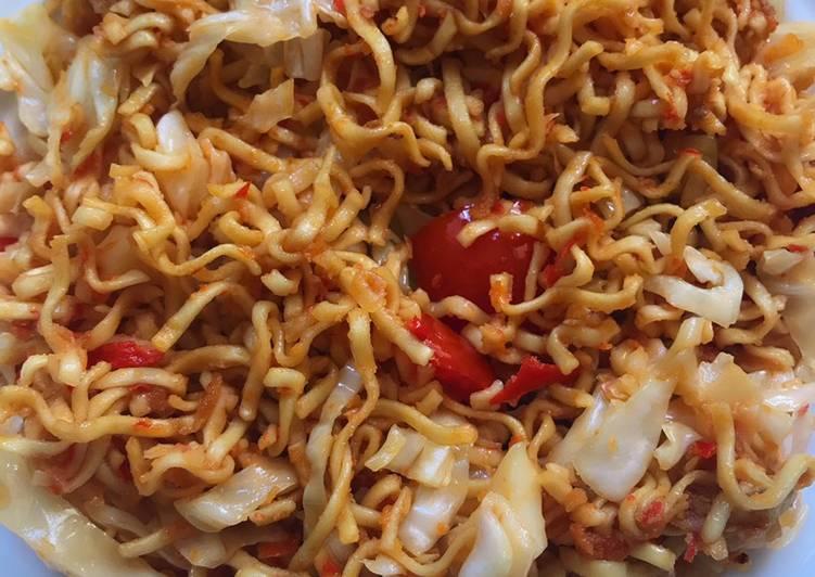 Terkuak Sambal Goreng Mie Nenek Enak Banget Resep Masakanku