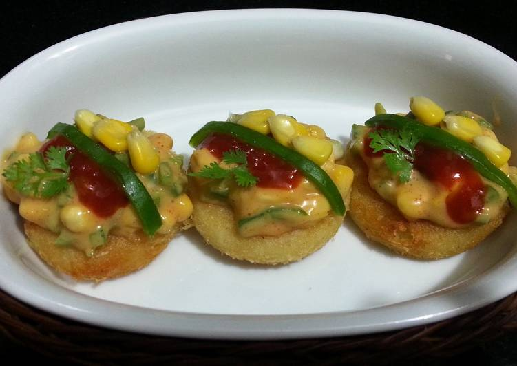 How to Cook Perfect McCain Smiles Capsi Corn Canapes
