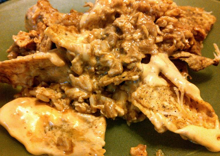 Recipe of Ultimate cool ranch dorito chicken casserole