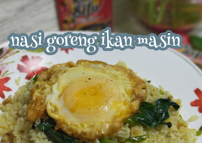 Bagaimana Menyiapkan Nasi goreng ikan masin, Menggugah Selera