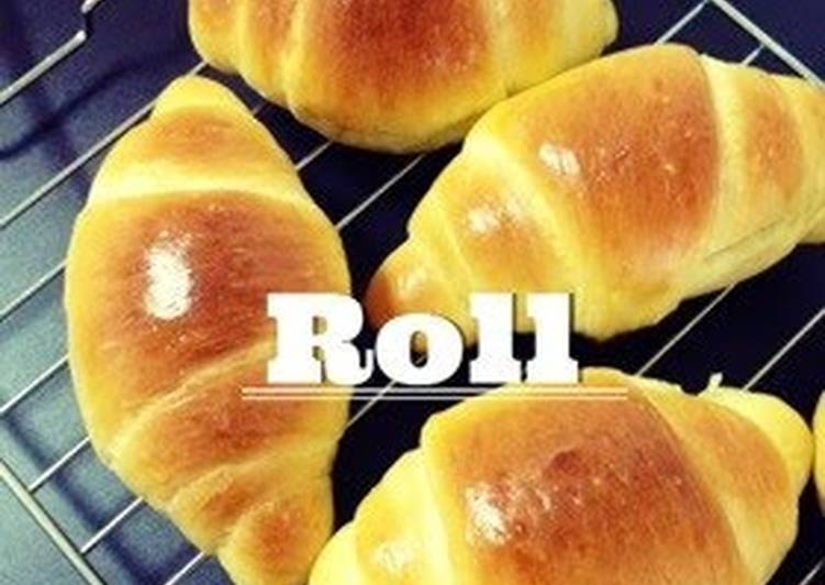 Easiest Way to Prepare Speedy Hotel Breakfast!! Easy Buttery Table Rolls