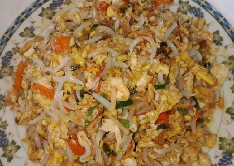Resep Tauge Telur Tiram Oleh Aulya Sari Cookpad