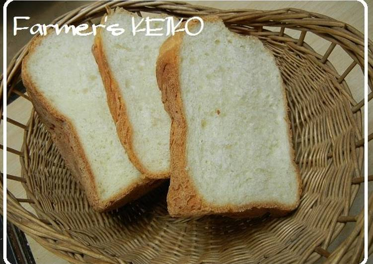 Easiest Way to Make Tasty [Farmhouse Recipe] Rice Flour Bread in a Bread Machine
