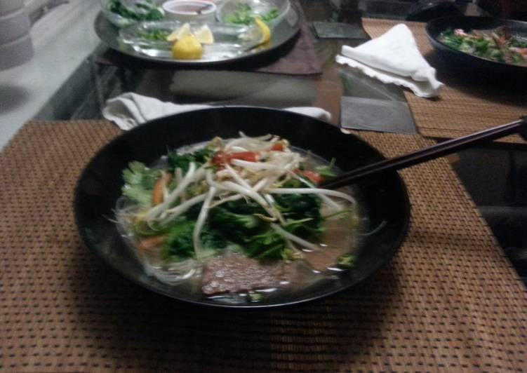 Recipe of Ultimate Authentic Vietnamese Beef Pho