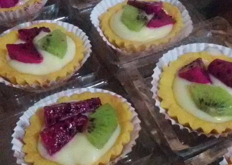 Resep Mini fruit pie Top
